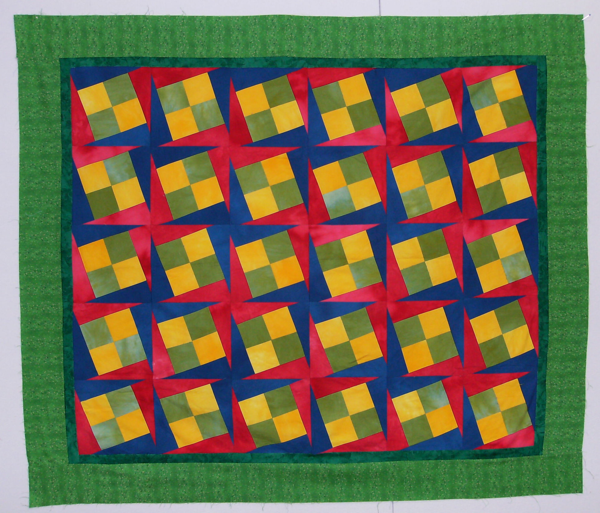 Quilt Gallery – Trick Quilts : five and dime quilt - Adamdwight.com